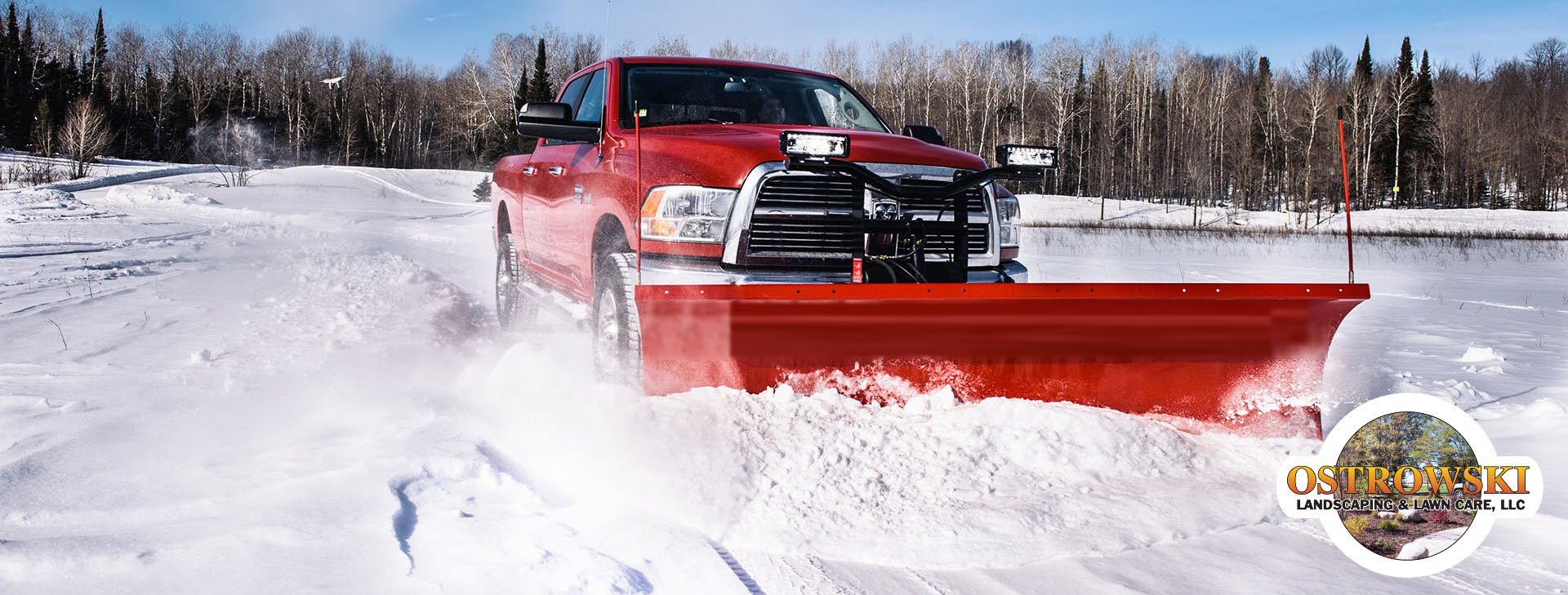 Commercial & Residential<br /> Snow Removal Services